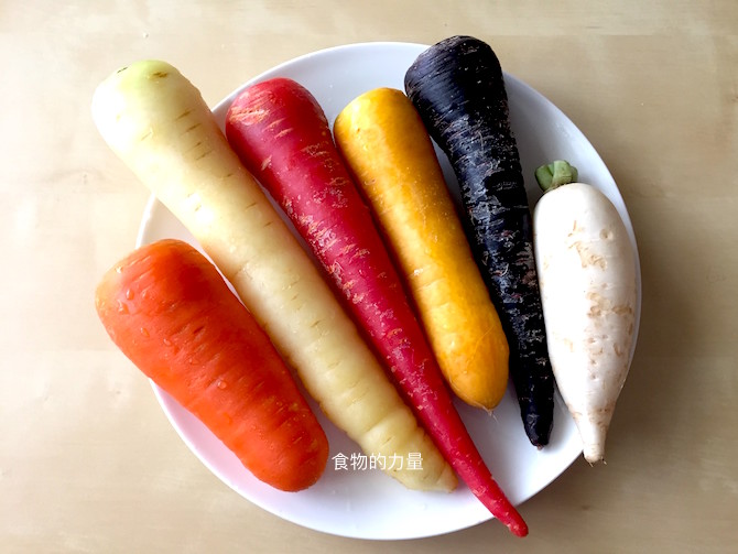 彩色胡蘿蔔-2 加字